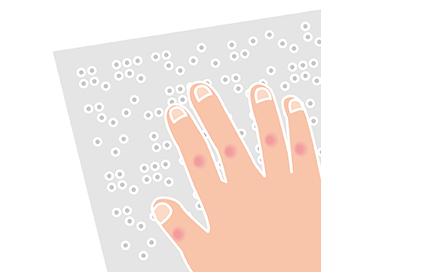 感熱性発泡紙
